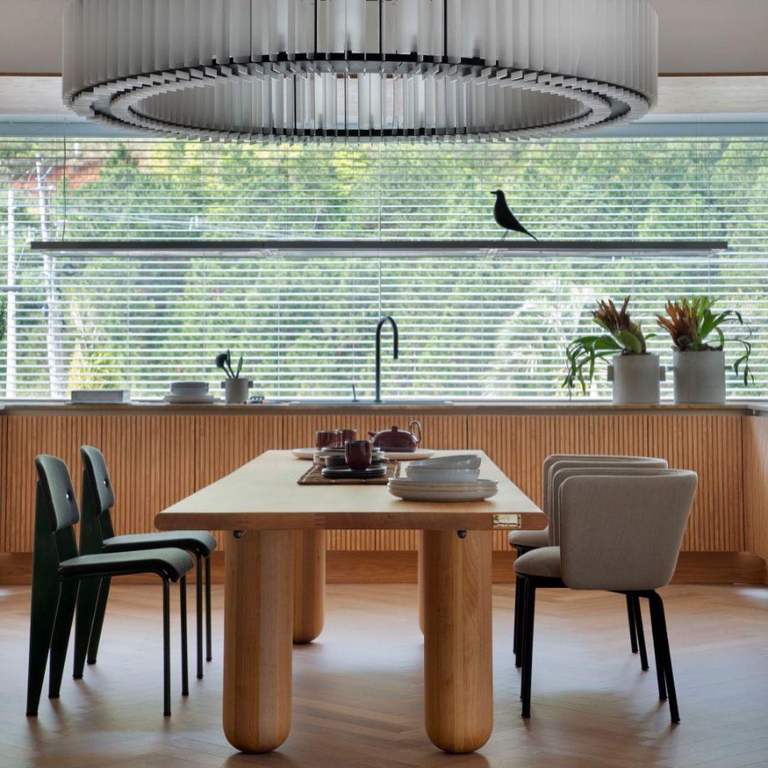 Florense apresenta coleção Caminhos para mobiliários fixos