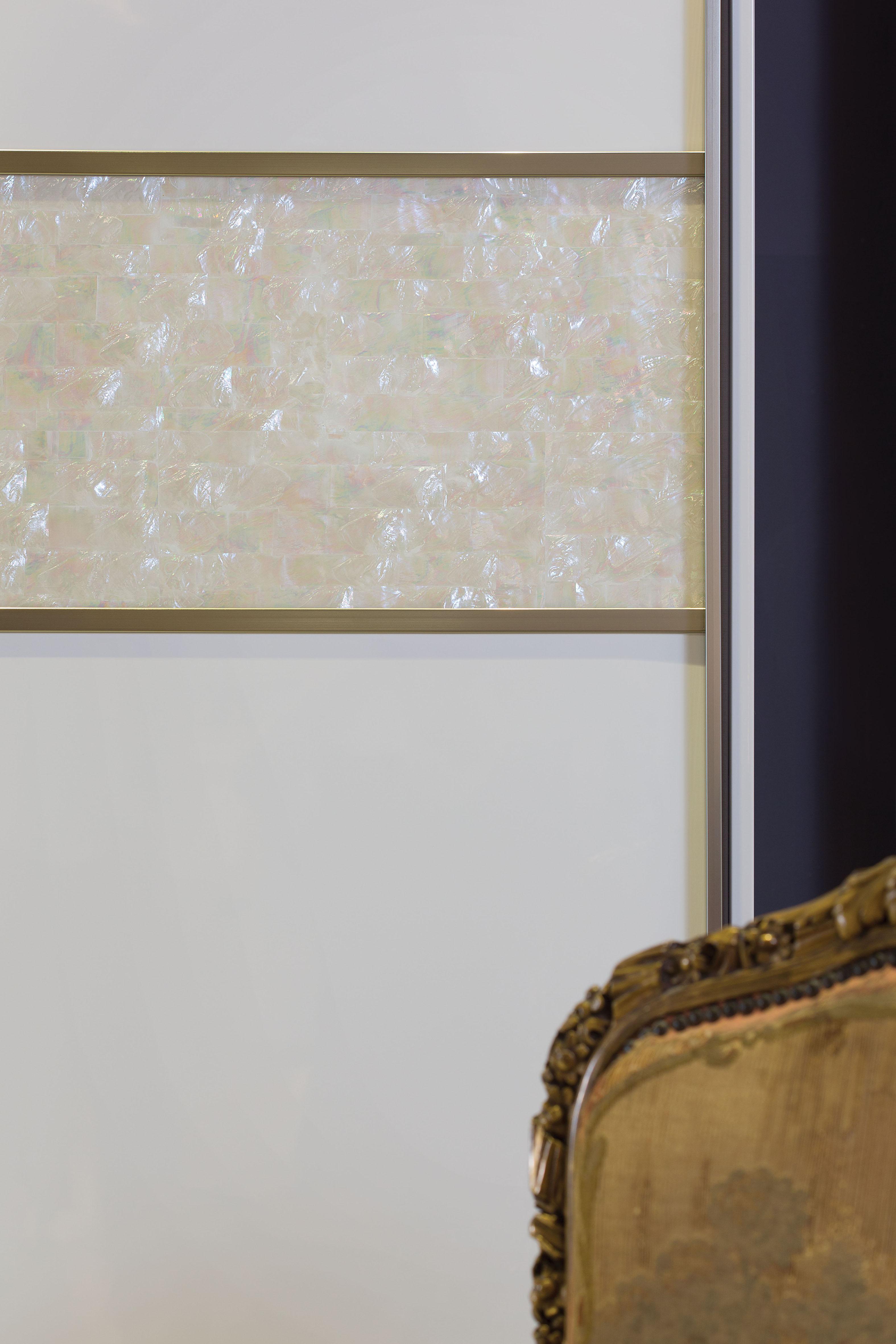 Florense Carlos de Carvalho tem acabamento luxuoso em madrepérola