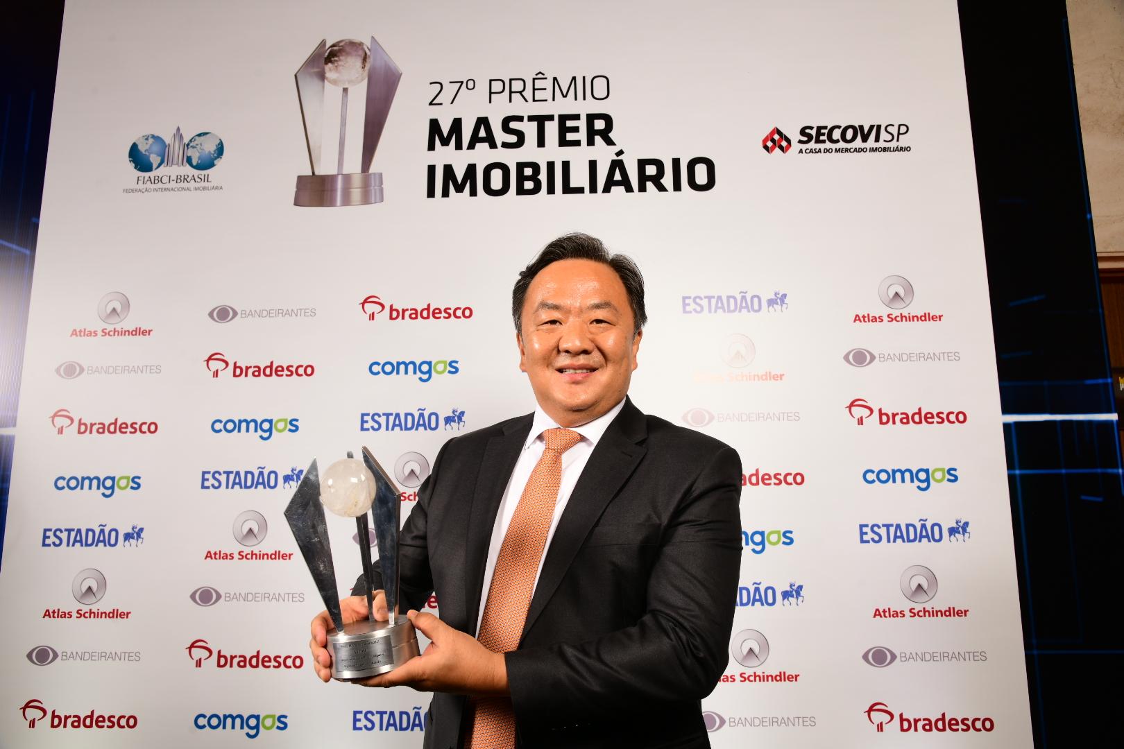 Legend Nova Campinas ganha prêmio Master Imobiliário